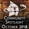 Community Spotlight - October 2018