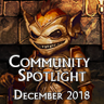 Community Spotlight - December 2018